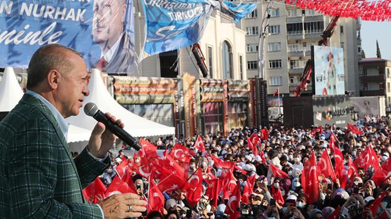 Cumhurbaşkanı Erdoğandan ekonomi mesajı: Rekor üstüne rekor kırıyoruz