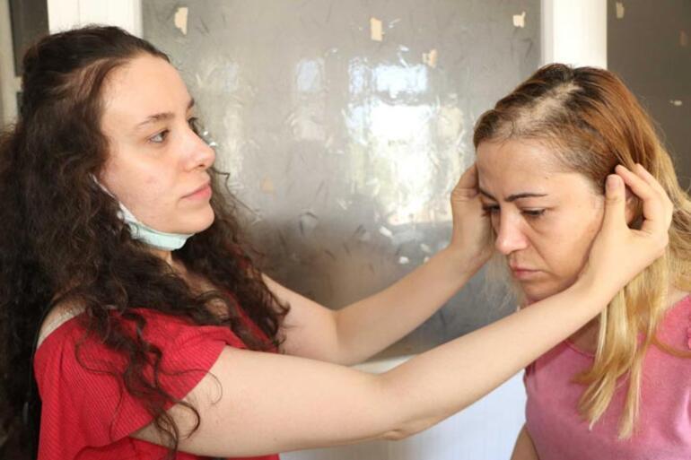 Dehşet anları Hemşireye çirkin saldırı