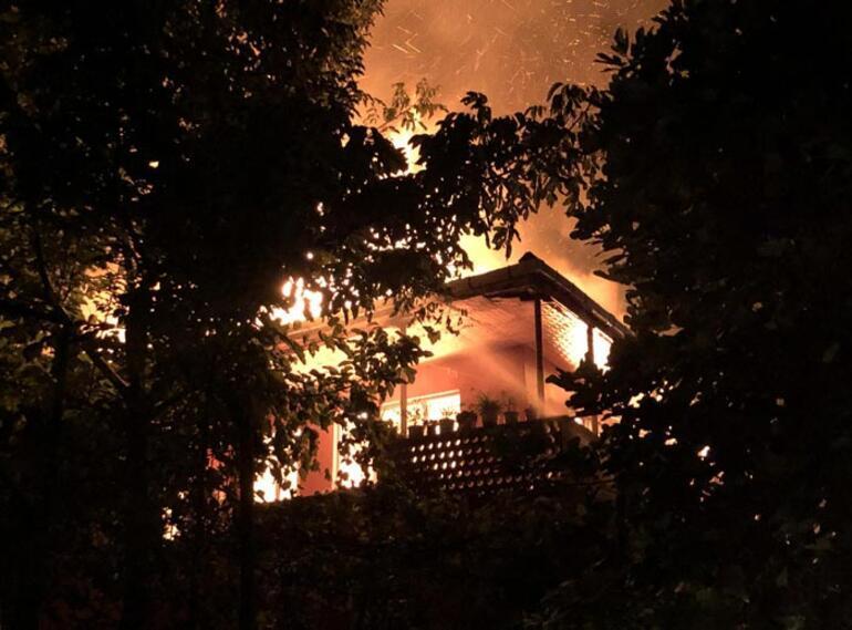 Aynı mahallede bir haftada ikinci yangın