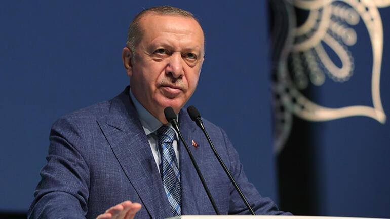 Son dakika... Cumhurbaşkanı Erdoğandan 2023 mesajı: Adım adım yaklaşıyoruz