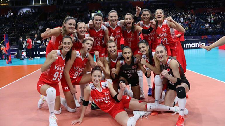 Türk sporunun yükselen yıldızı voleybol