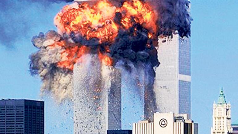 '11 Eylül travmasını tüm dünya çekiyor'
