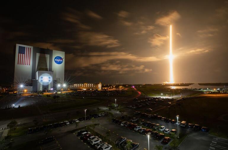 NASA duyurdu, dünya kilitlendi İlk kez olacak...