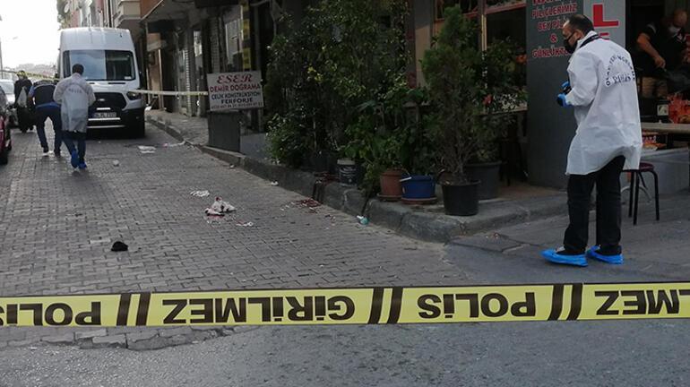 Bahçelievlerde aynı caddede aynı saatte iki kişi öldürüldü