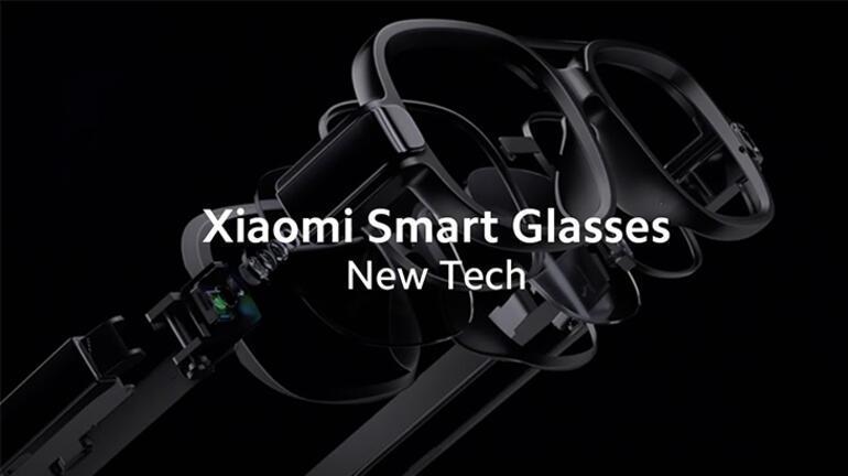 Xiaomi, Apple'dan hızlı çıktı Smart Glasses ve öne çıkan bütün özellikleri
