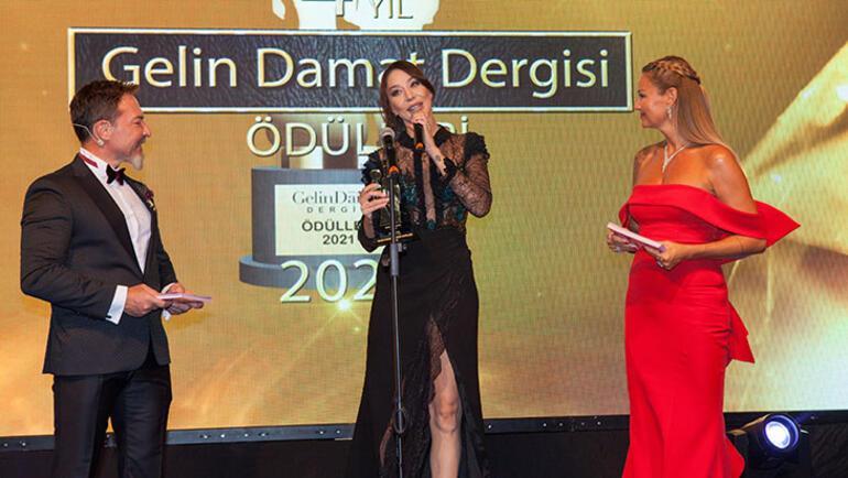 Gelin Damat Dergisi 2021 Ödülleri sahiplerini buldu PembeNar Yılın Kadın Portalı seçildi