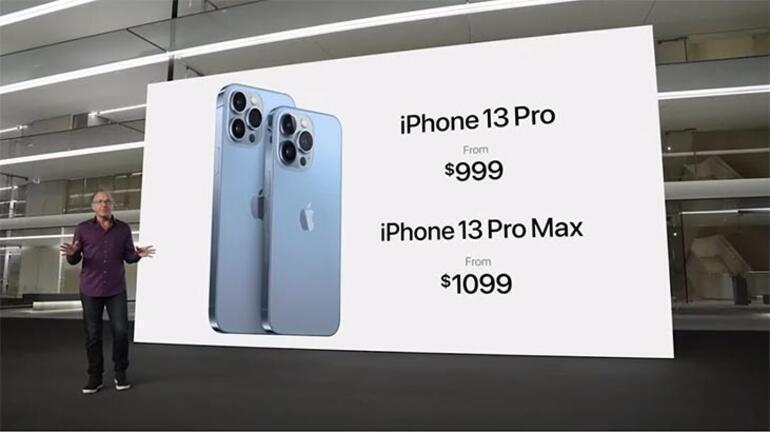 iPhone 13 ne kadar iPhone 13 Pro ve iPhone 13 Pro Max özellikleri neler İşte, Türkiye fiyatları