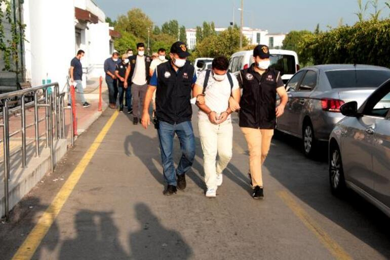 Adana'da FETÖ operasyonu Gözaltılar var