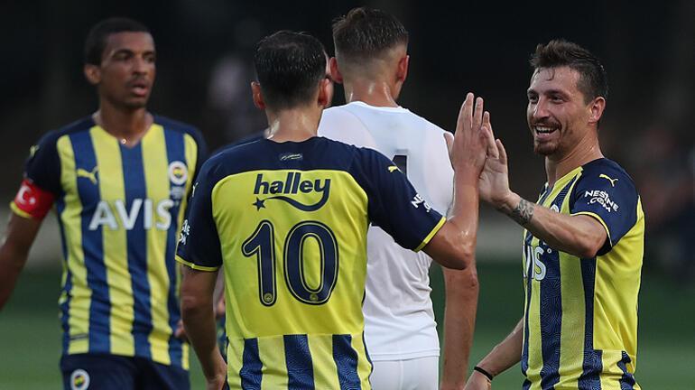 Son dakika haberi - Fenerbahçeli Mert Hakan Yandaşın menajeri Erkan Afacandan ayrılık açıklaması