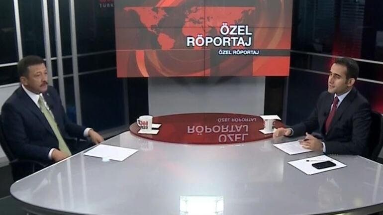 Son dakika... AK Partili Hamza Dağ canlı yayında duyurdu İşte Cumhur İttifakının oy oranı