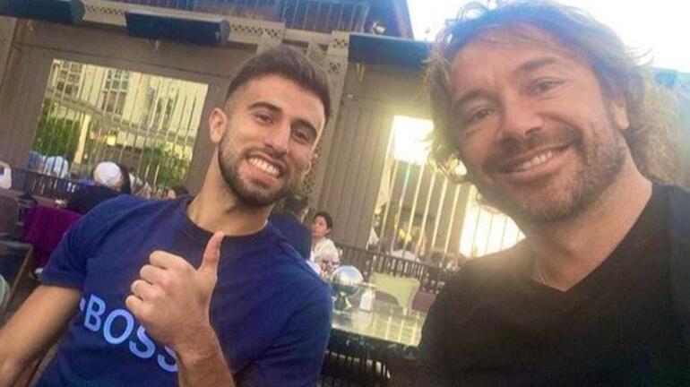 Diego Luganodan Diego Rossi yorumu: Ben kefilim...