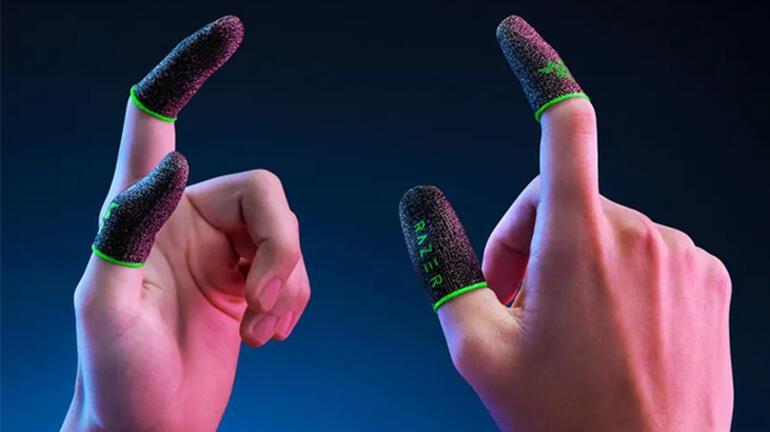 Gerçekten gerekli miydi Razer'dan oyunculara özel parmak kılıfı tanıtıldı