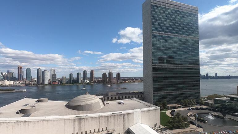 Birleşmiş Milletler Genel Merkezinde Anadolu izleri