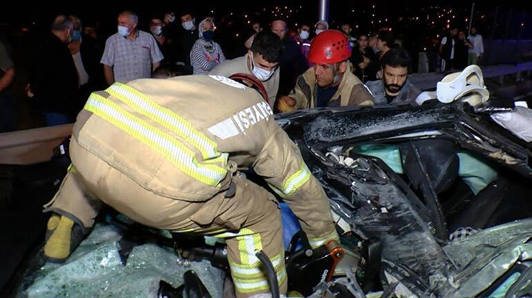 Son dakika: İstanbulda feci kaza Çok sayıda ölü ve yaralı var