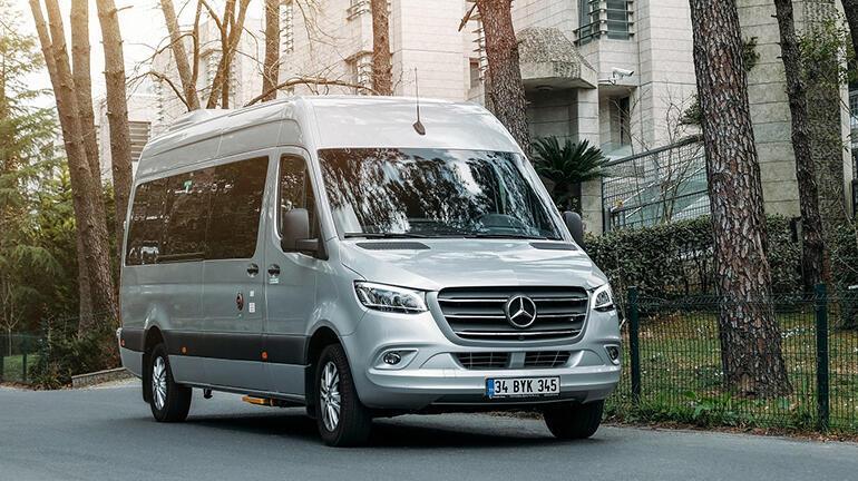 Mercedes-Benz Sprinter, Türkiye'deki 25. yılını kutluyor
