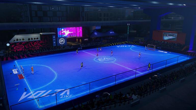 FIFA Online 4'e yeni oyun modu geldi: Volta Live