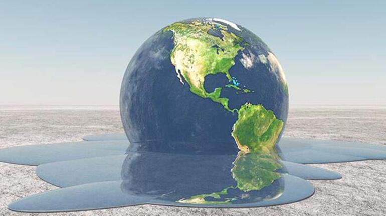 İklim krizi kapıda Prof. Dr. Orhan Şen ve Doç. Dr. İsmail Dabanlı uyardı