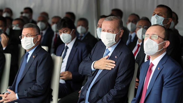 Son dakika haberleri Cumhurbaşkanı Erdoğandan enflasyon mesajı: Fahiş fiyat artışının önüne geçeceğiz