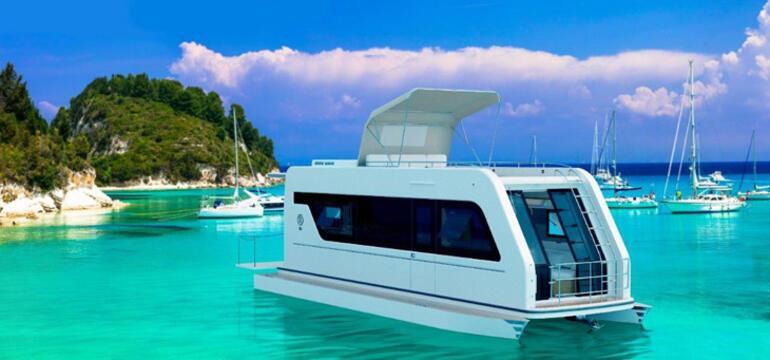 Karavan ve tekne tutkunları merakla bekliyor Bir ilk olacak