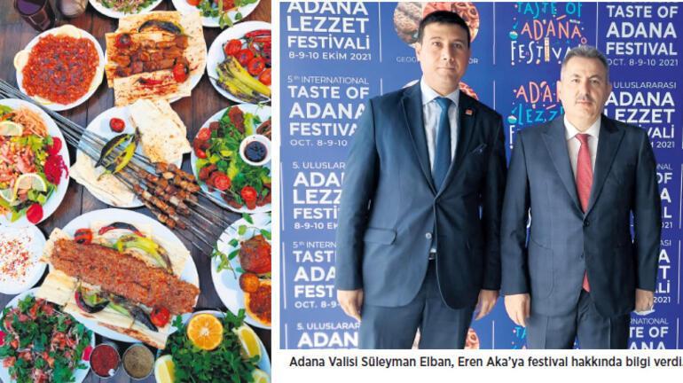 Adana Lezzet Festivali'ne geri sayım