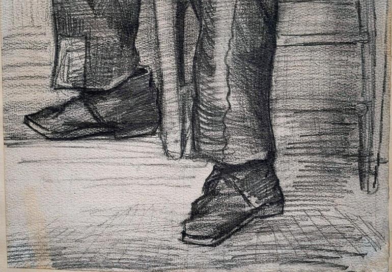Van Gogha ait olduğu doğrulandı İlk kez ortaya çıktı