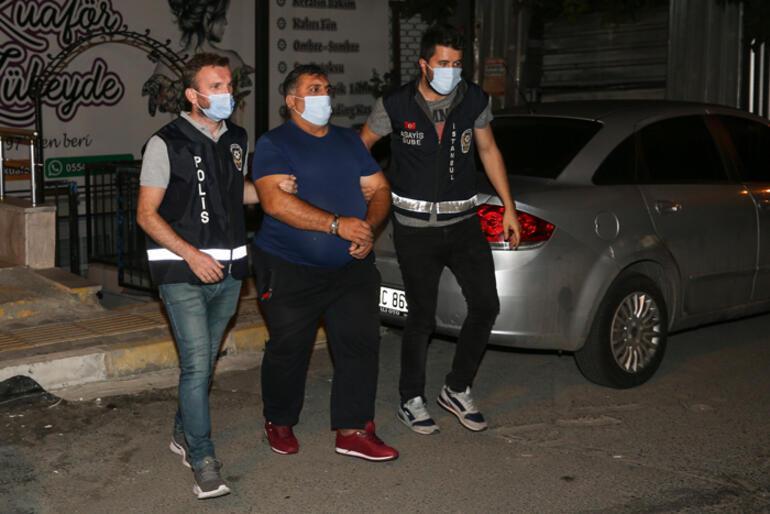 İstanbulda aranan hükümlülerin yakalanması için operasyon düzenlendi