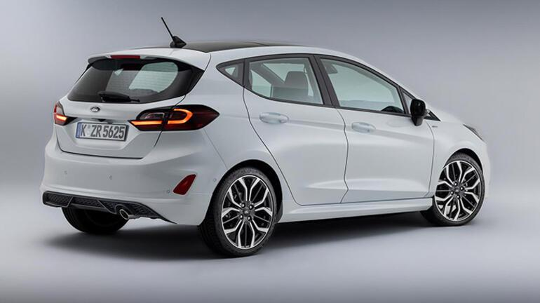 Yeni Ford Fiesta, 'Hibrit' versiyonu ile birlikte tanıtıldı