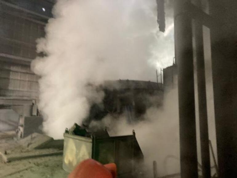 Son dakika... Bartın'da demir-çelik fabrikasında patlama: 5 yaralı