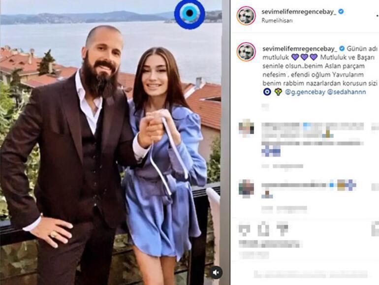 Gökhan Gencebay ile Seda Han Özmen evlendi
