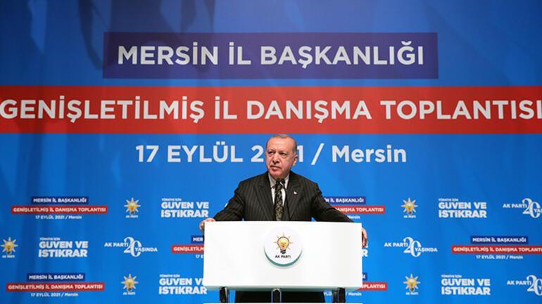 Son dakika haberleri: Cumhurbaşkanı Erdoğandan muhalefete Z kuşağı yanıtı