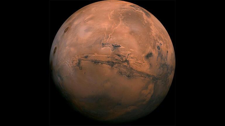 NASAdan 500 milyon yıllık Mars krateri sırrı