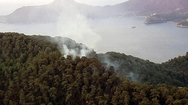 Son dakika: Manavgatta ormanı yakmaya çalışıyordu Böyle yakalandı