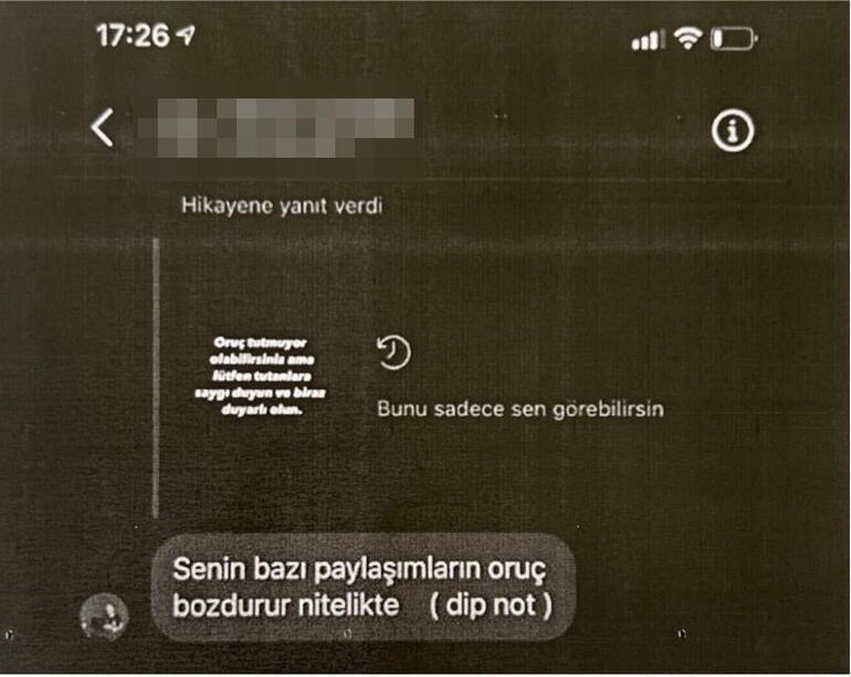 Taciz sonrası profili gizli değil kararına tekrar soruşturma