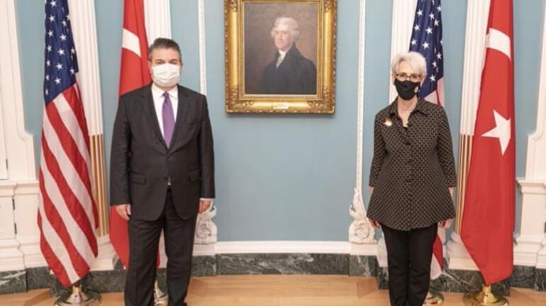 Dışişleri: Türkiye-ABD siyasi istişarelerinin sürdürülmesinde mutabık kalındı