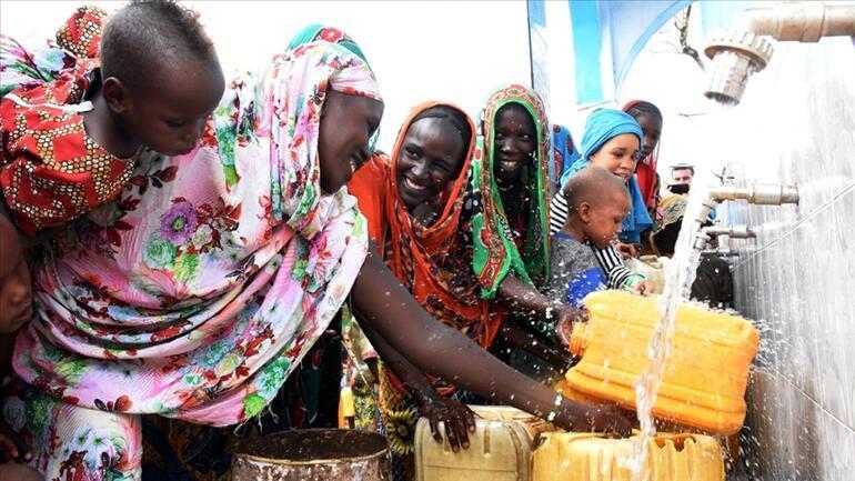 Çad nerede hangi kıtada MasterChefin su kuyusu açtırdığı Çad Afrikada hangi ülkeler ile sınır komşusu