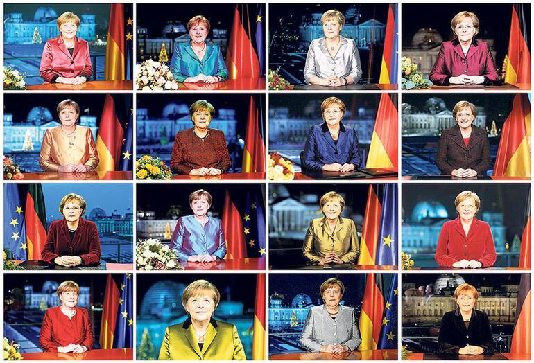 İstikrar ve uzlaşının simgesi: Angela Merkel