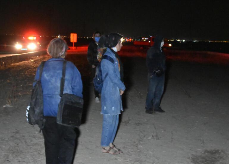 Son dakika: Konyada yolcu otobüsü devrildi Çok sayıda yaralı var