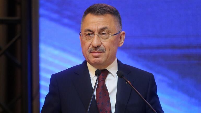 Son dakika Cumhurbaşkanı Yardımcısı Oktaydan CHPli Çeviköze tepki