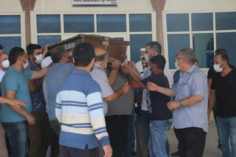 Tıp öğrencisi Beyzanur, son yolculuğuna uğurlandı