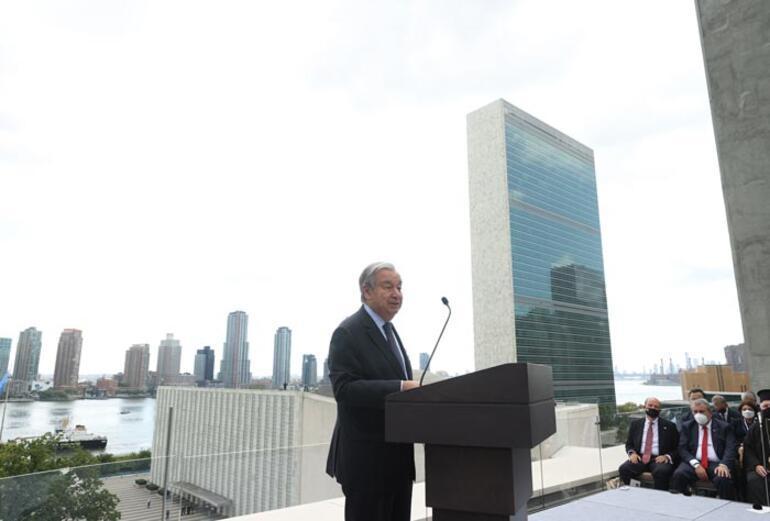 BM Genel Sekreteri Guterresten Türkiyeye teşekkür