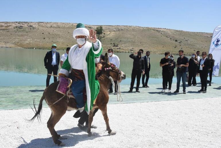 Eskişehirin temsili Nasreddin Hocası hayatını kaybetti