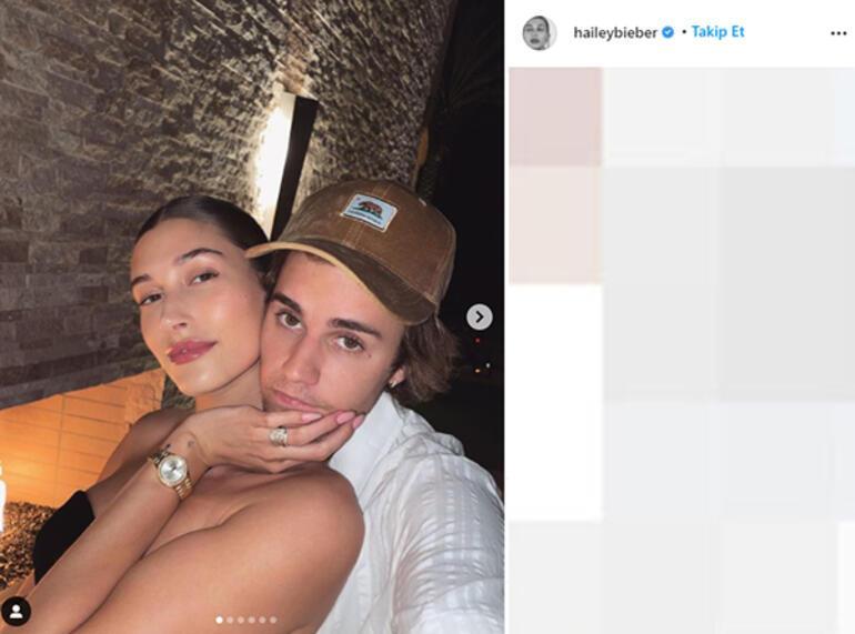 Hailey Bieberdan Justin eşine kötü davranıyor iddialarına yanıt