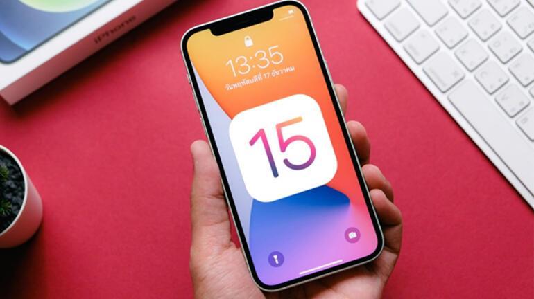 iOS 15 güncellemesi sunuldu İşte yenilikler ve güncellemeyi alabilecek iPhone'lar