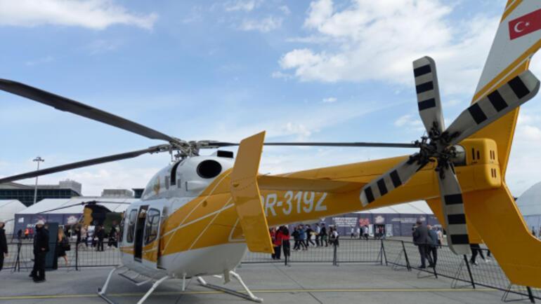 TEKNOFESTte tarihi gün Halka açık ilk uçuş