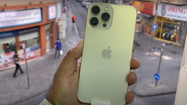 iPhone 13 Pro Max daha satışa çıkmadan kutu açılış videosu paylaşıldı
