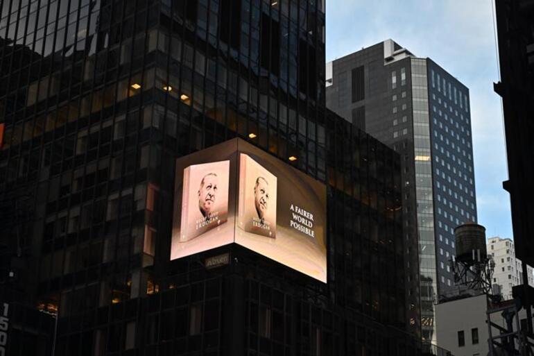 Daha Adil Bir Dünya Mümkün kitabı New York'ta tanıtıldı