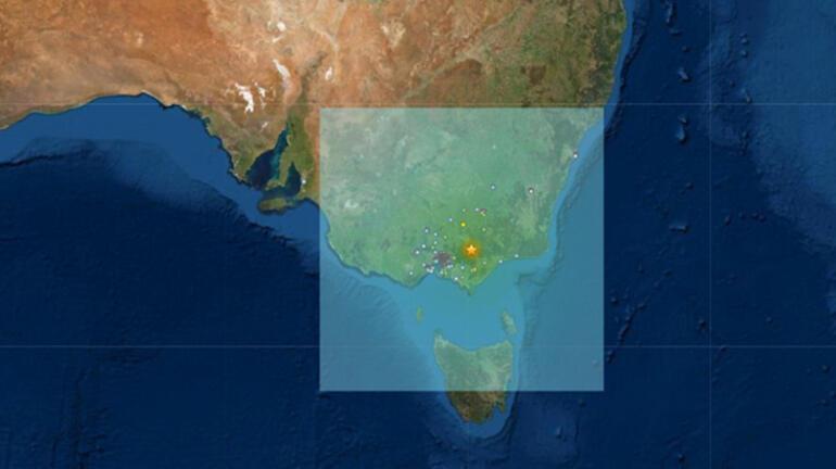 Son dakika Avustralyada 6 büyüklüğünde deprem