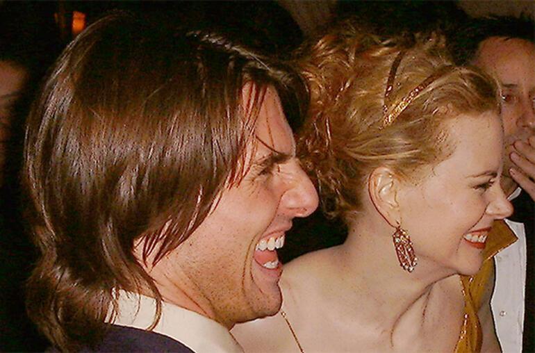 Nicole Kidmandan Tom Cruise ile evliliği hakkında açıklama