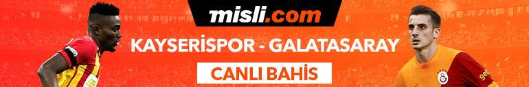 Kayserispor - Galatasaray maçının heyecanı Misli.comda