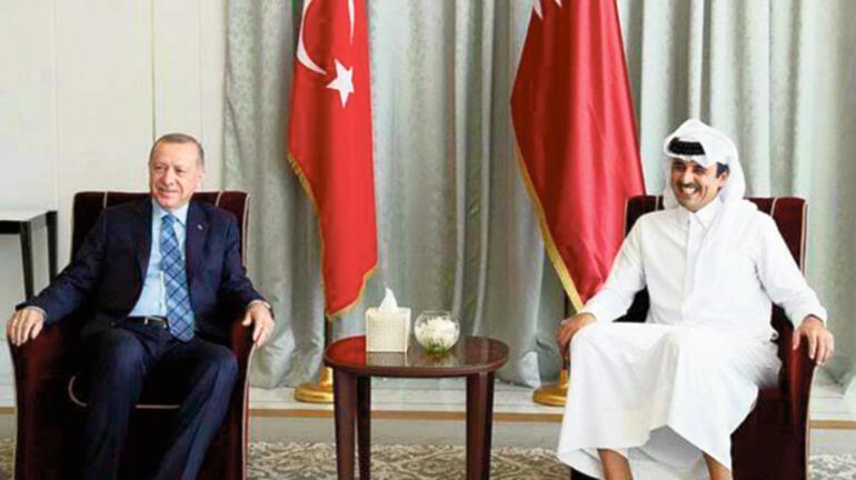 Türkiye ve Katar